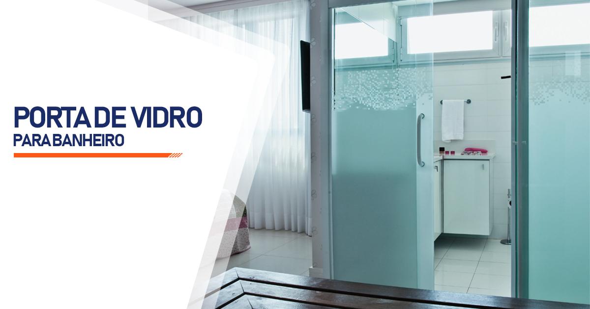 Porta De Vidro Para Banheiro Cotia