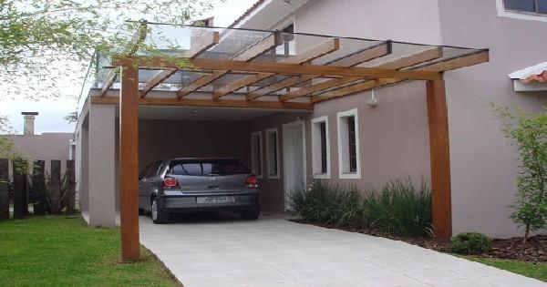 Telhado De Vidro para Garagem Cotia